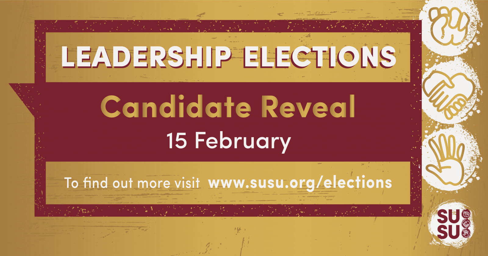 Leadership elections