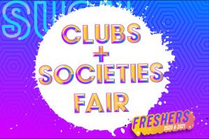Clubs and Societies Fair