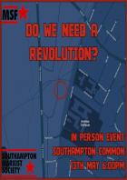 Do we need a revolution? - Marxists in the park
