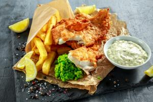 Fish & Chips at Wessex Lane