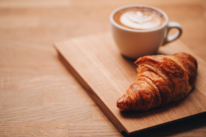 Free Coffee & Pastry for PG students at WSA