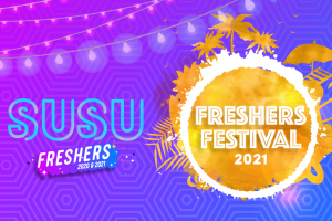 Freshers Festival: CANCELLED TODAY