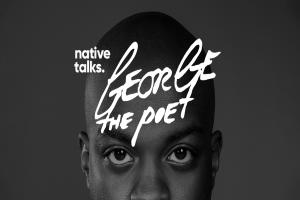 George the Poet Live: Black History Month (Online)