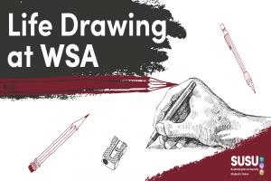 Life Drawing at WSA