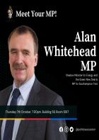 Meet Your MP: Dr Alan Whitehead