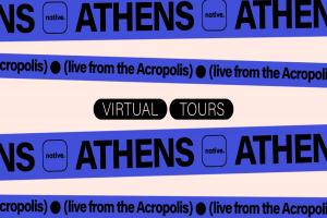 Online Event: City Tour: The Acropolis of Athens