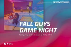 Online Event: Gaming Tournament: Fall Guys