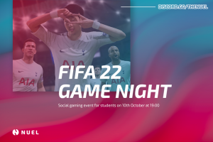 Online Event: Gaming Tournament: Fifa 22