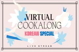 Online Event: Korean Cooking Workshop
