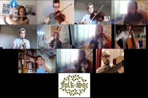 Online Folk Session