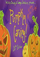 Pumpkin Carving at The Bridge!