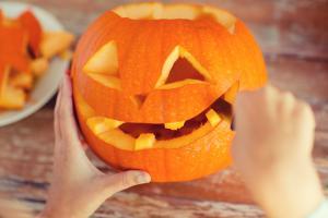 Pumpkin Carving @ WSA