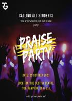 Relentless Generation Praise Party