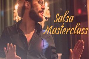 Salsa Masterclass with Don Diego