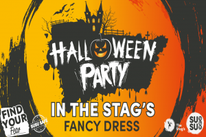 Stag's Halloween Party