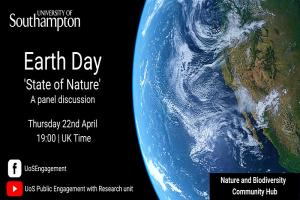 'State of Nature' Panel Discussion for Earth Day