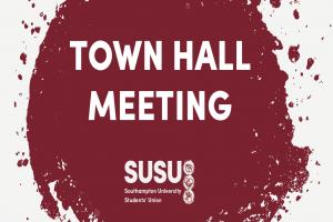 SUSU Town Hall Meeting - Spiking