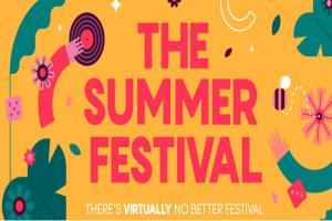The (virtual) Summer Festival