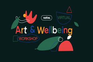 Virtual Art & Wellbeing Workshop - Paper Sculptures