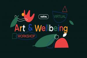 Virtual Art & Wellbeing Workshop - Zine Making