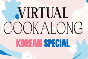 Virtual Cookalong: Korean Special