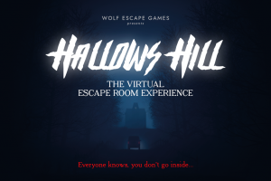 Virtual Escape Game: Hallows Hill