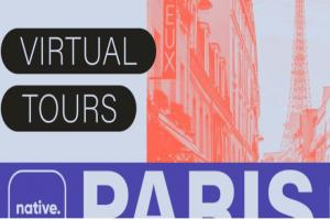 Virtual Paris Tour: By the Eiffel Tower