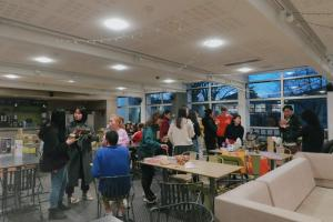 WSA Conversation Cafe